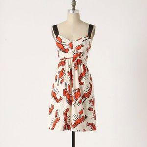 Edme and esyllte lobster dress